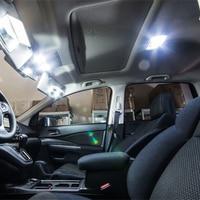 עבור הונדה crv crv Shinman 10pcs X שגיאה חינם LED הפנים חבילת ערכת אור עבור אביזרים הונדה CRV CRV 2007-2015 (4)