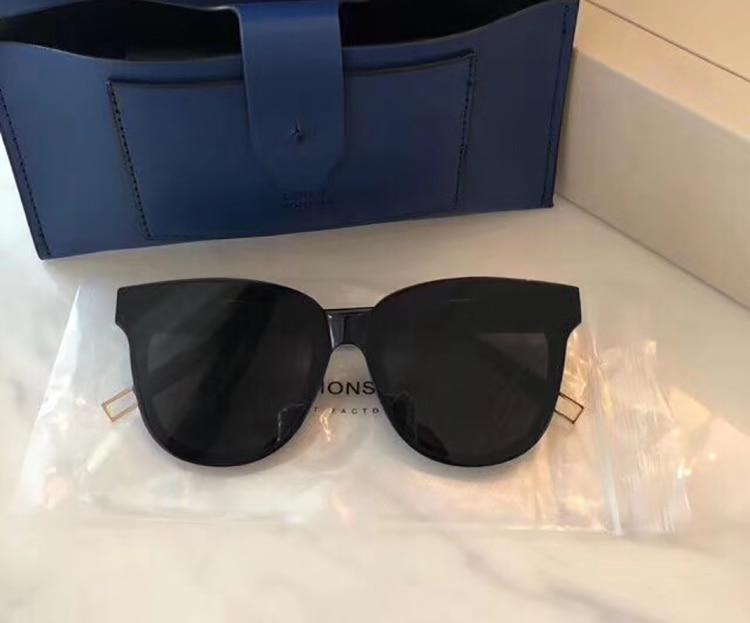 2019 Flatba Oversized Sunglasses Gentle Brand Designer Vintage Women Men Square Frame Big Frame Sun Glasses Oculos De Sol UV400