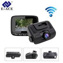 hot deal buy e-ace 2.0 inch mini wifi car dvr full hd 1080p car camera video registrar recorder video dash camera automotive dash cam dvrs