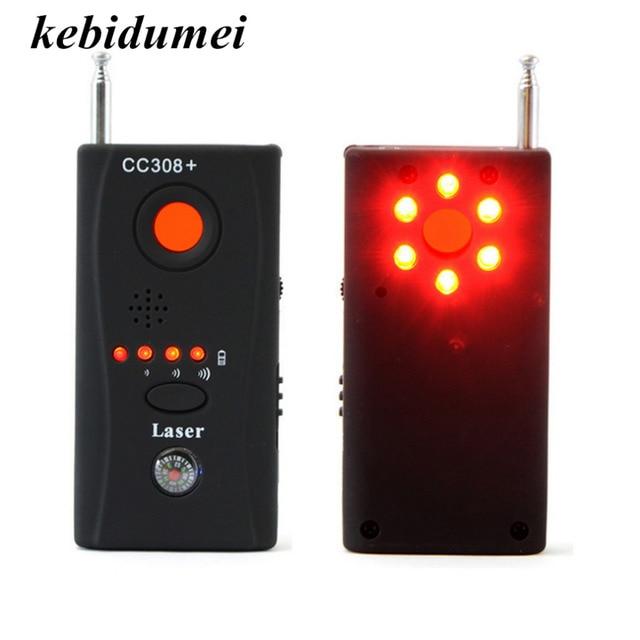 1 Sets Wireless RF Signal Detector CC308 + Multi-Function Camera GSM Alarm System built-in battery Full Range 1