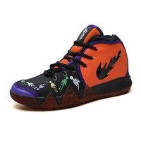 Мужские дышащие баскетбольные кроссовки Новый стиль мужские кроссовки Authentic zapatillas hombre черный белая корзина обувь
