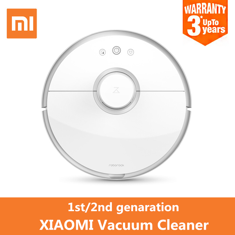 Original Xiaomi Smart Vacuum Cleaner App Remote Control 5200mAh Battery Simultaneous Localization And Mapping Clean Machine gis and remote sensing for mapping species spatial distributions