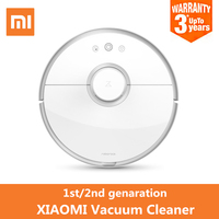 Original Xiaomi Smart Vacuum Cleaner App Remote Control 5200mAh Battery Simultaneous Localization And Mapping Clean Machine