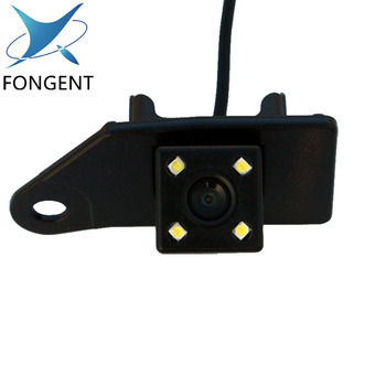 Fongent For MITSUBISHI RVR ASX Car Reverse Rear View back off up parking Rear View Wireless GPS DVD Auto Monitor Vehicle Camera image