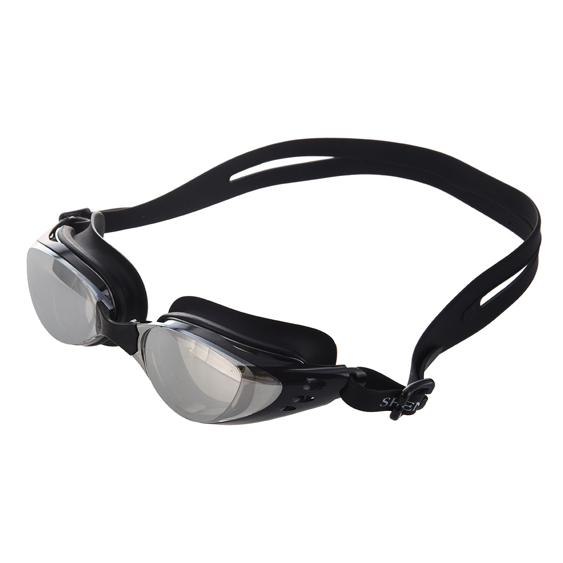 New Sale Black Swim Swimming Water Silicone Pool Adult Goggles