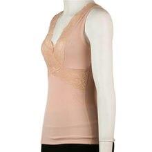 8cdc726f09c5fd New Fashion Plush Knitted Women Sleeveless Tank Tops Underwear Vest Slim  Sexy V Neck Design Female Tank Top Keeping Body Warm