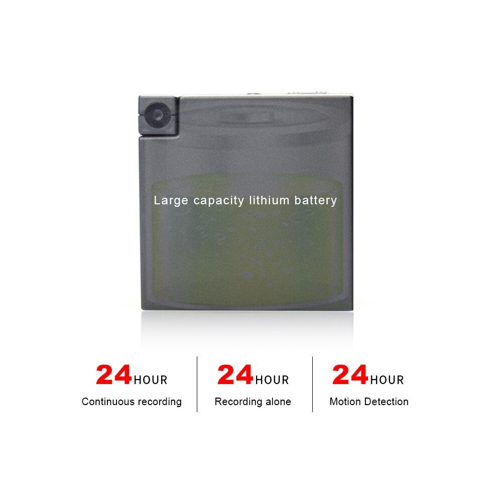 Image 2 - 24 Hours Video Recording MD13 Mini DV Camara Motion Detection Camera Video Audio Recorder Mini Camcorder with 2000mAh Battery-in Mini Camcorders from Consumer Electronics