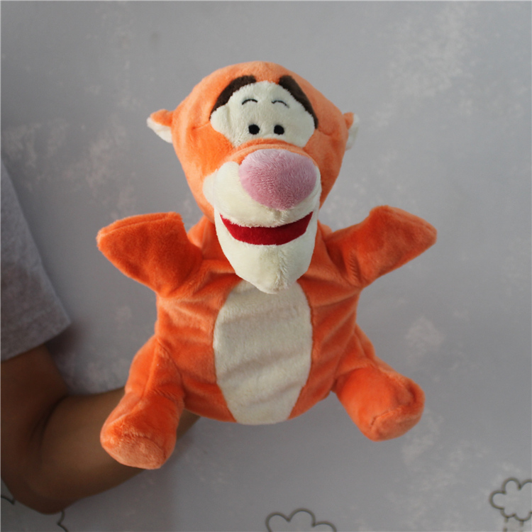 1 pieza Marioneta Mickey Mouse Donald Pato Minnie mouse Tigger Eeyore - Muñecas y peluches - foto 3