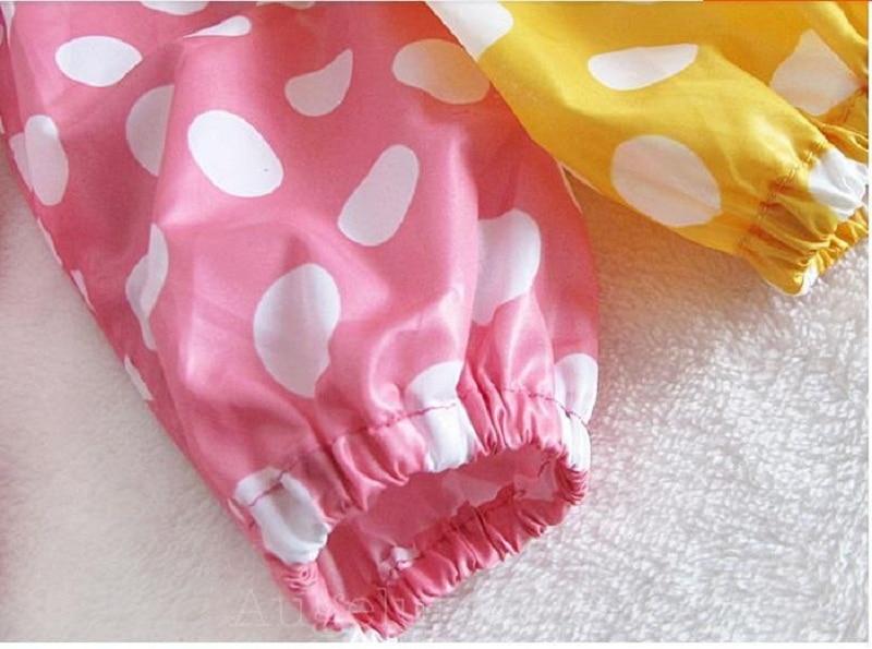 moda criança capa de chuva do bebê rainsuit