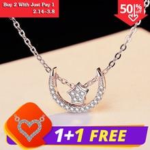 Classic multi-purpose women pendant Carved Geometric Zircon Necklace Fanshion Pendant lady korean necklace jewelry accessories
