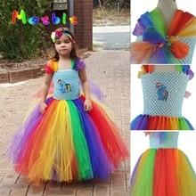 Rainbow Tutu Dress