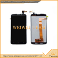 """Replacement For 5.0"""" Philips Xenium V387 LCD Screen With  Touch Screen Digitizer Assembly Free Shipping"""