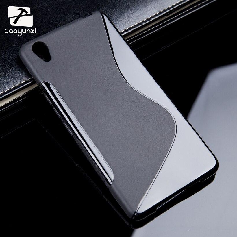Sline tpu suave silicona teléfono casos para oneplus x one plus x e1001 e1003 op