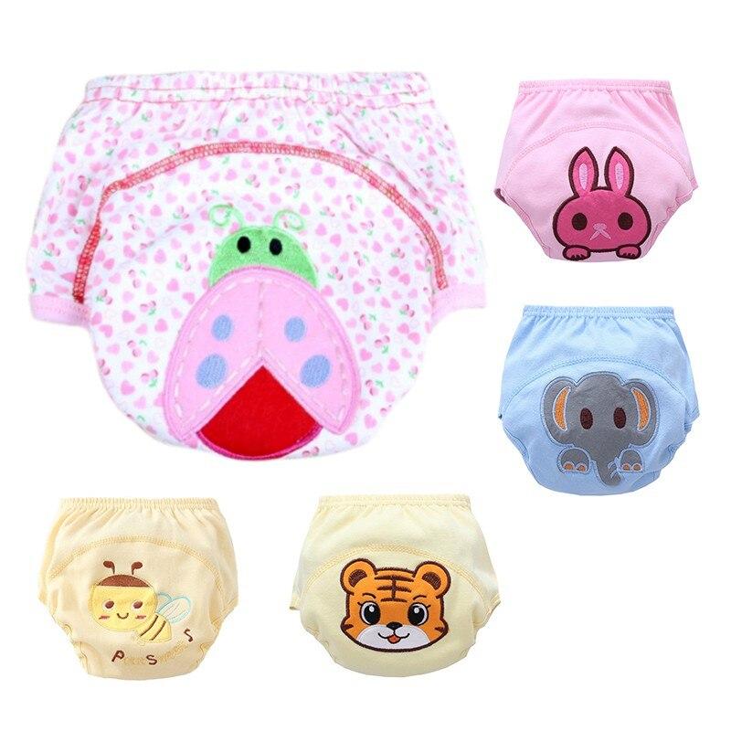 Reusable Baby Training Pant Swimming Waterproof Underwear Infant Boy Toddler Newborn Panties Diapers Nappy Pants Girl