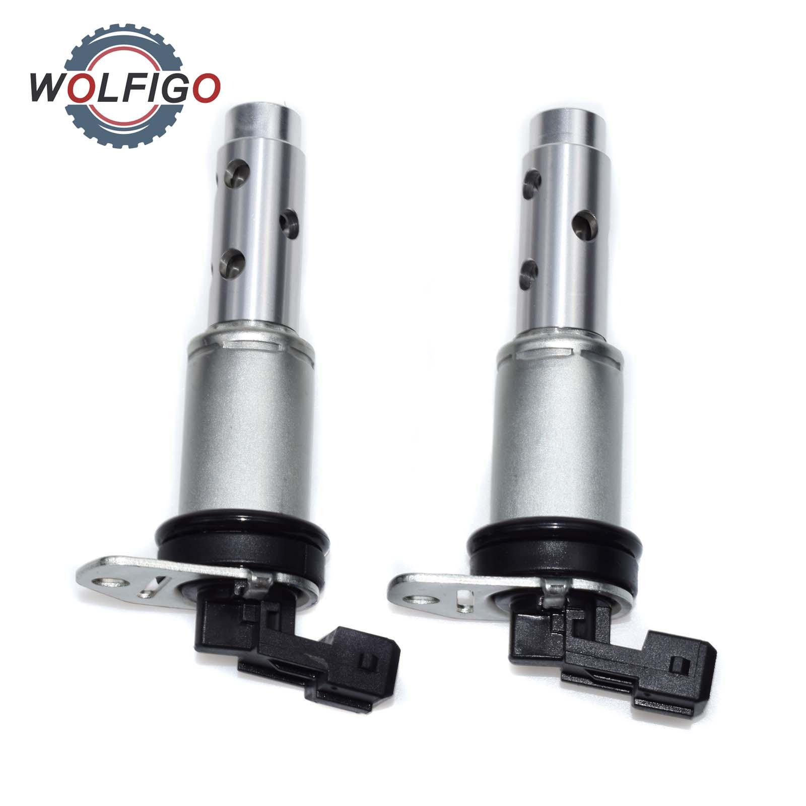 WOLFIGO VVT Variable Timing Control Valve Solenoid Cam