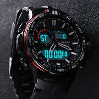 New Brand ALIKE Casual Watch Men G Style Waterproof Sports Military Watches Shock Men's Luxury Analog Digital Quartz Watch 2019