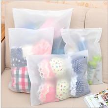 Transparent Waterproof Travel Cosmetic Bag Women Zipper Makeup Case Men Make Up Organizer Storage Pouch Toiletry Wash Bath Kit недорого
