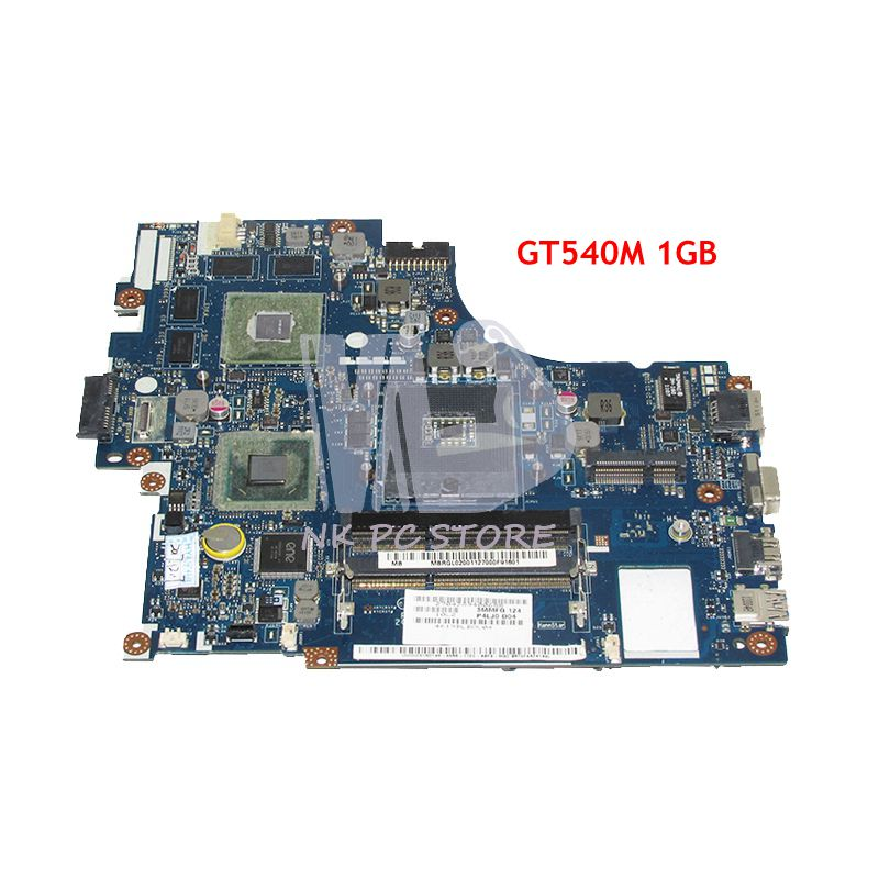 NOKOTION MBRGL02001 MB.RGL02.001 For Acer aspire 4830T Laptop Motherboard P4LJ0 LA-7231P HM65 DDR3 GT540M 1GB Video card