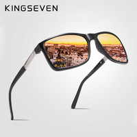 KINGSEVEN Polarized Sunglasses Men's Driving Shades Male Sun Glasses For Men Original 2019 Luxury Brand Designer Oculos