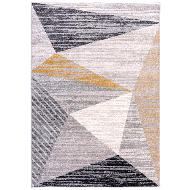 Winlife Modern Abstract Style Carpets Geometric Pattern Rugs For Parlor Bedroom Decorting Mats Washable