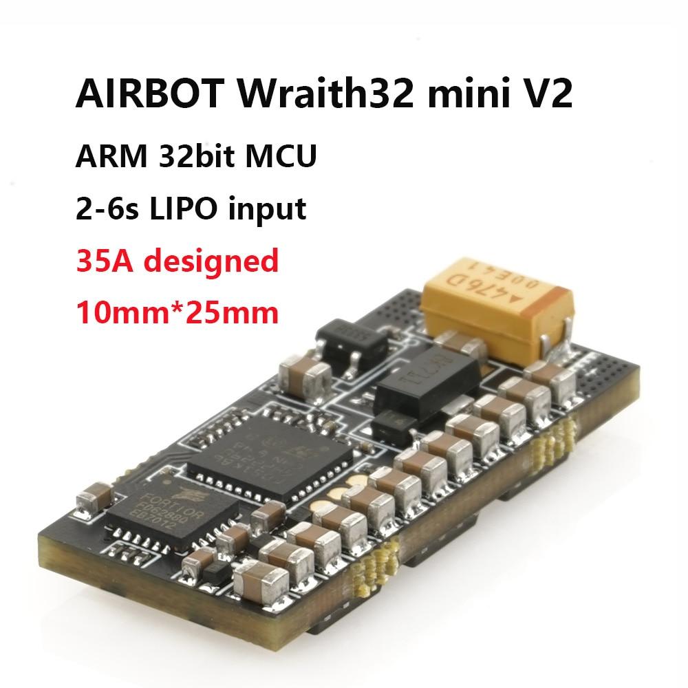 LHI AIRBOT جديد Wraith32-Mini-V2 35A / 25A 32 بت BLHeli_32 ESC - ألعاب التحكم عن بعد
