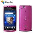 Оригинальный разблокированный сотовый телефон Sony Ericsson Xperia Arc S LT18i  3G  8 Мп  Wi-Fi  телефон на базе Android  4 2 дюйма  Восстановленный мобильный телефо...