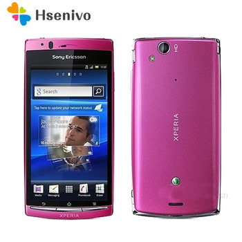 Original Sony Ericsson Xperia Arc S LT18i unlocked Mobile Cell Phone 3G 8MP Wifi Android Phone 4.2 inch refurbished mobile phone