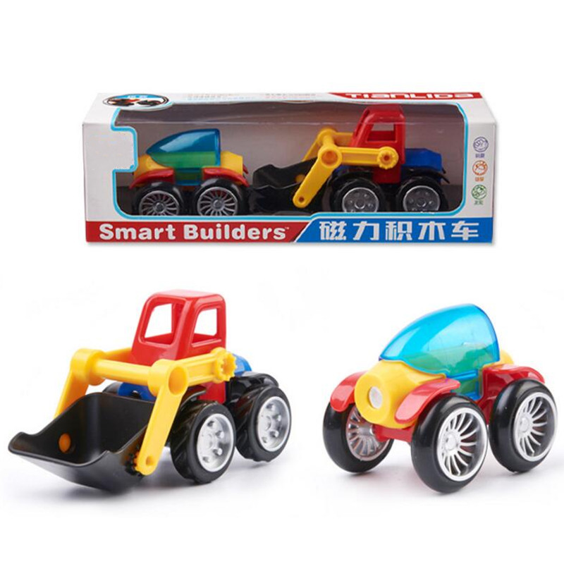 Smart Builders Magnetic Toys Wow Blog