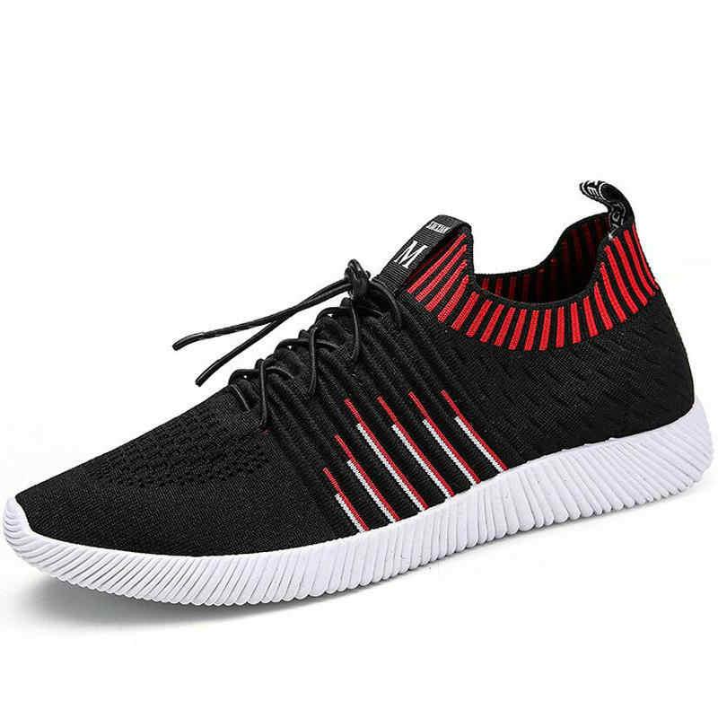 f7dc33d9c 2018 new Original Xiaomi Men Smart Sneaker Breathable Mesh smart sneakers  Sports Shoes Light Free Walking