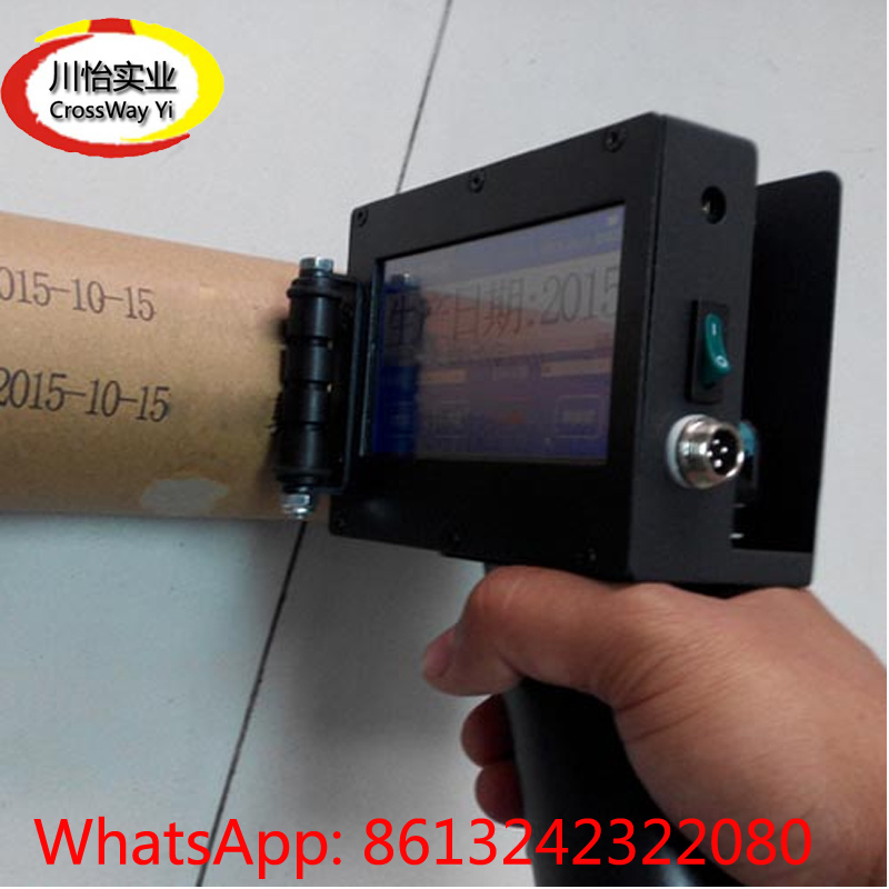 Handheld Inkjet Coding Printer
