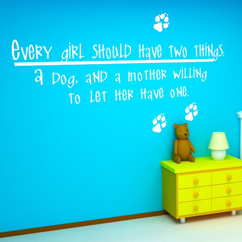 Compare Prices On Girl Wall Quotes- Online Shopping/Buy Low Price