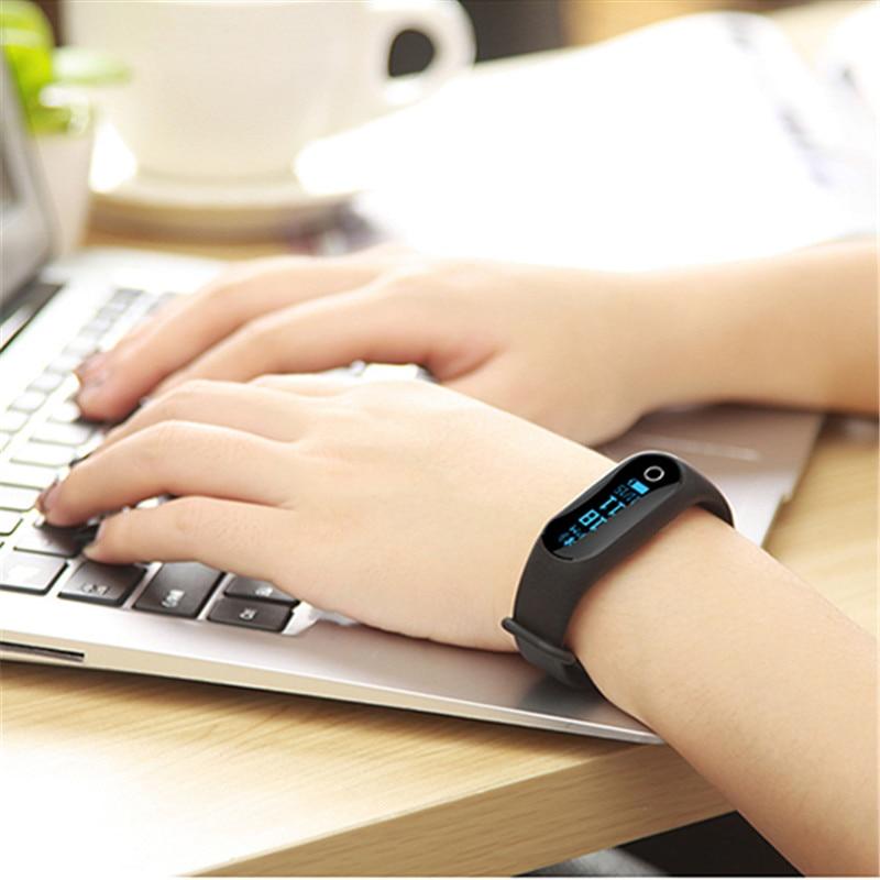 Y2 Plus Smart Band Pulse Heart Rate Sleep Monitor Smart Bracelet Waterproof Fitness Tracker Smartband Wristband Y2 цена