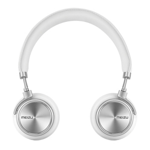 Image 4 - Meizu HD50 Headband HIFI Stereo Bass Music Headset Aluminium Alloy Shell Low Distortion Headphone with Mic for iPhone