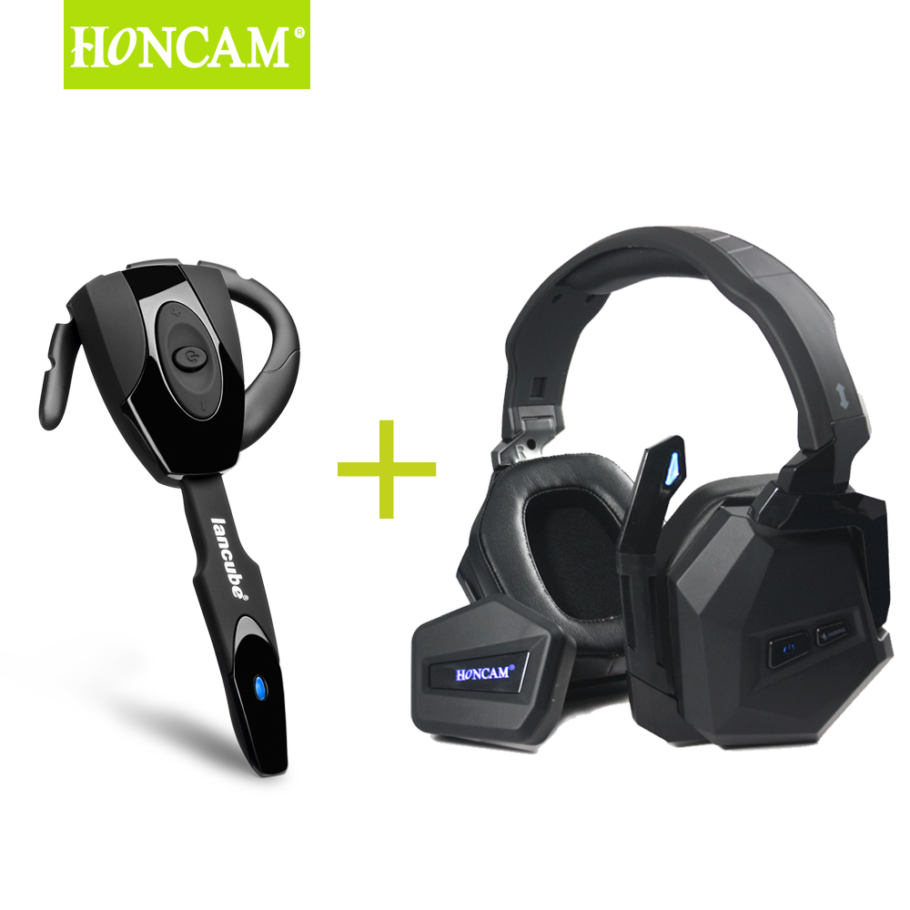 2017 Honcam S2036 Wireless 2 4g Ps3 Ps4 Xbox Gaming