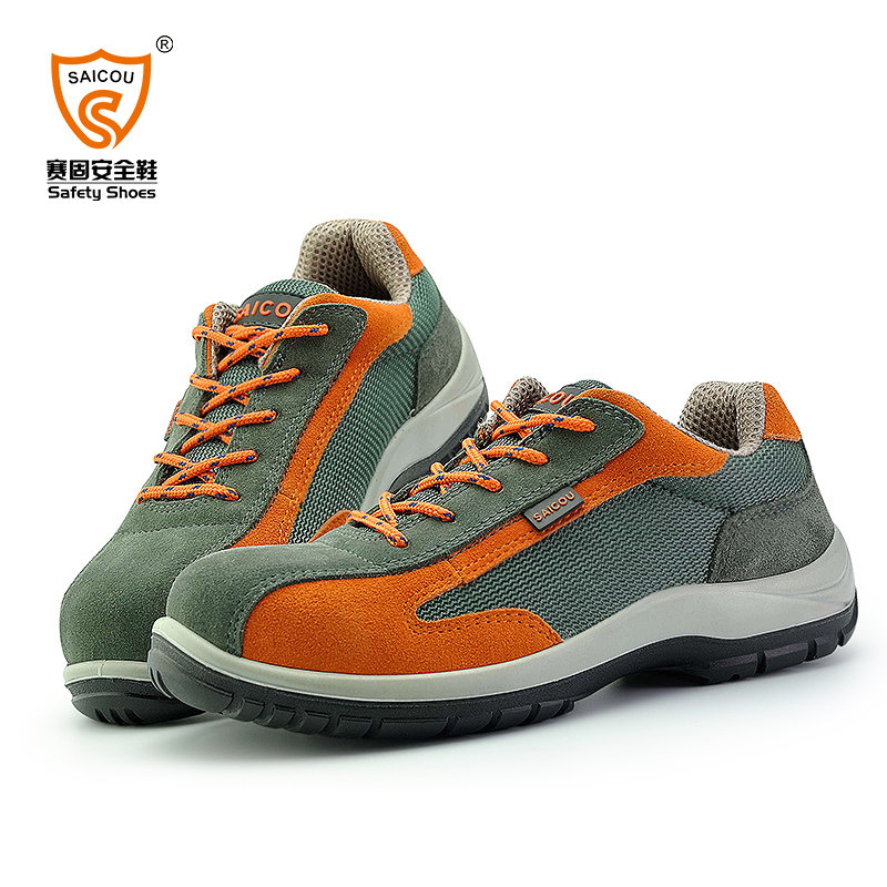 Men Steel Toe Cap Work Safety Shoes Anti Smash Footwear Outdoor Puncture Proof work boots free shipping men steel toe cap work safety shoes reflective casual breathable hiking boots puncture proof protection footwear