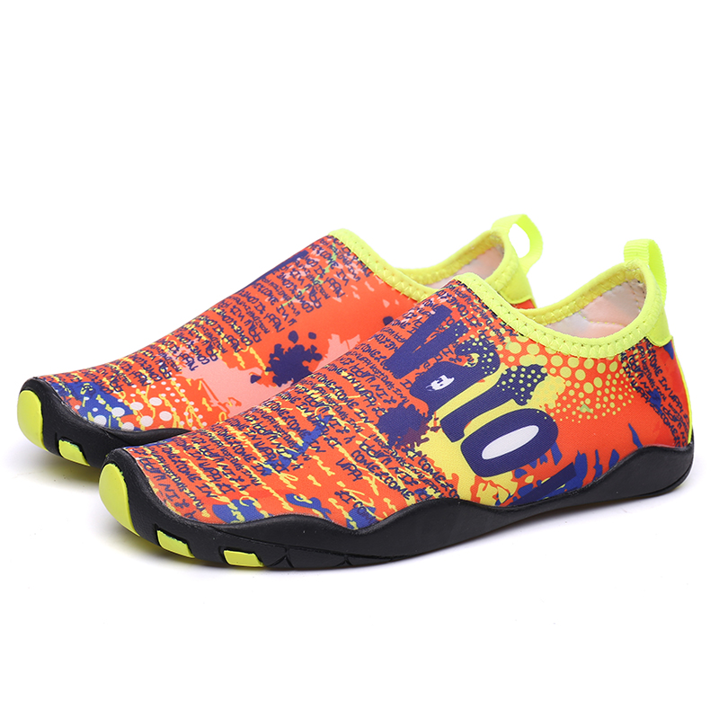 Unisex Swimming shoes Water Shoes Bicycle Seaside Beach Surfing Slippers Skiing yoga Shoes Slip-on Soft Fitness Light Shoes