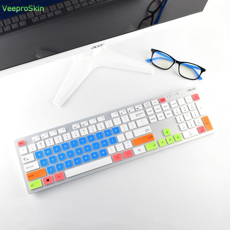 1 PCSilicone Keyboard Skin Cover For Apple Macbook Pro Air Mac Retina 13.3