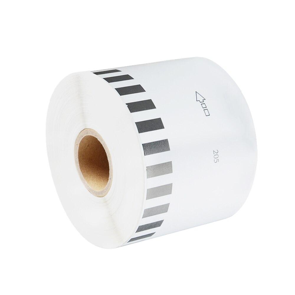 1 ROLL 62mm CONTINUOUS DK22205 QL500 QL 550 560 570 580N 1060N DK-22205 Labels