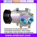 Высокое качество авто AC компрессор HS15 для 4596550AC/67340/68340/638974 4596550AB 4596550AC 4596-550AB 4596-550AC F500-HD3AA-03