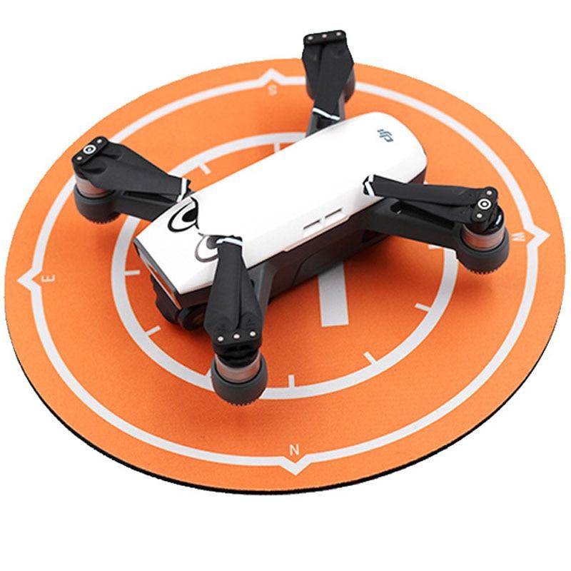Spark Mini Palm Landing Pad Landing Field Parking Apron for DJI SPARK Mavic Drone Radiolink F110 Mini Drone Quadcopter ...