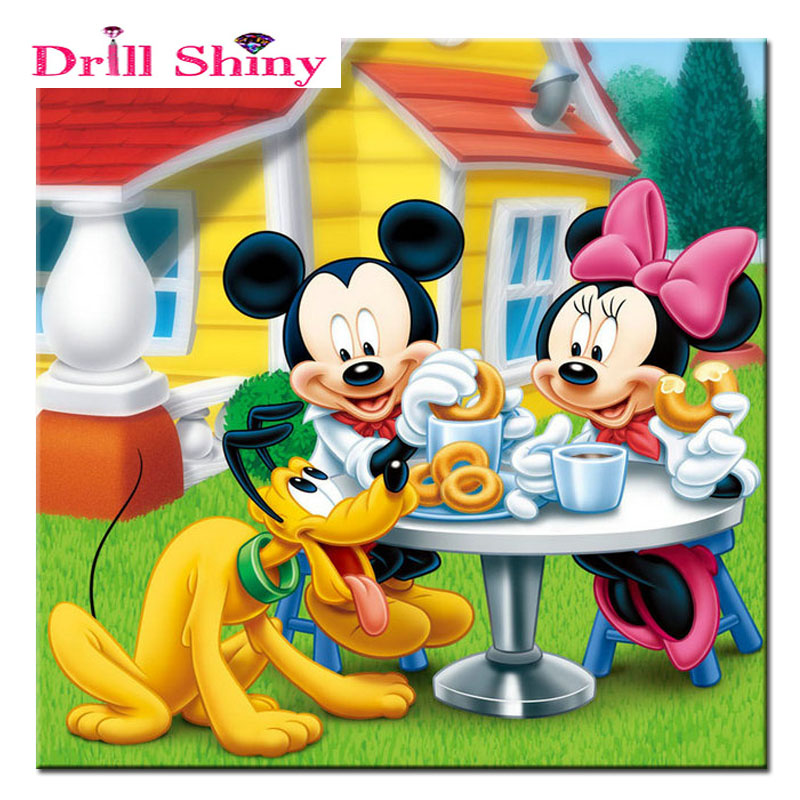Top 8 Most Popular Drill Shiny Cartoon List And Get Free Shipping