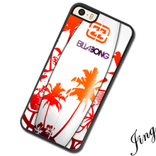 Billabong Surfboards Case For iPhone 5 5S SE 5C 6 6S 7 Plus Samsung Galaxy S4 S5 Mini S6 S7 Edge Plus Note 3 4 5 7 A3 A5 A7 A8