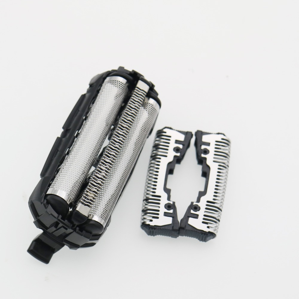 Shaver Razor Replacement Cutter and Foil Screen for Panasonic WES9087 WES9068 ES ST23 ES SL41 ES
