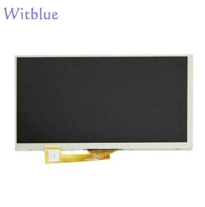 Witblue New LCD Display Matrix For 7 QC7DMIPIU 31400601251 C05070FPC30-02 Tablet inner LCD screen panel Module Replacement