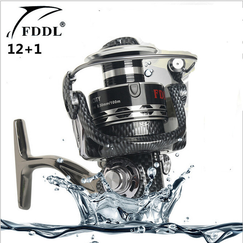 FDDL Merk aluminium Lijn cup 13 as Visserijspoel Full Metal Vissen - Visvangst - Foto 1