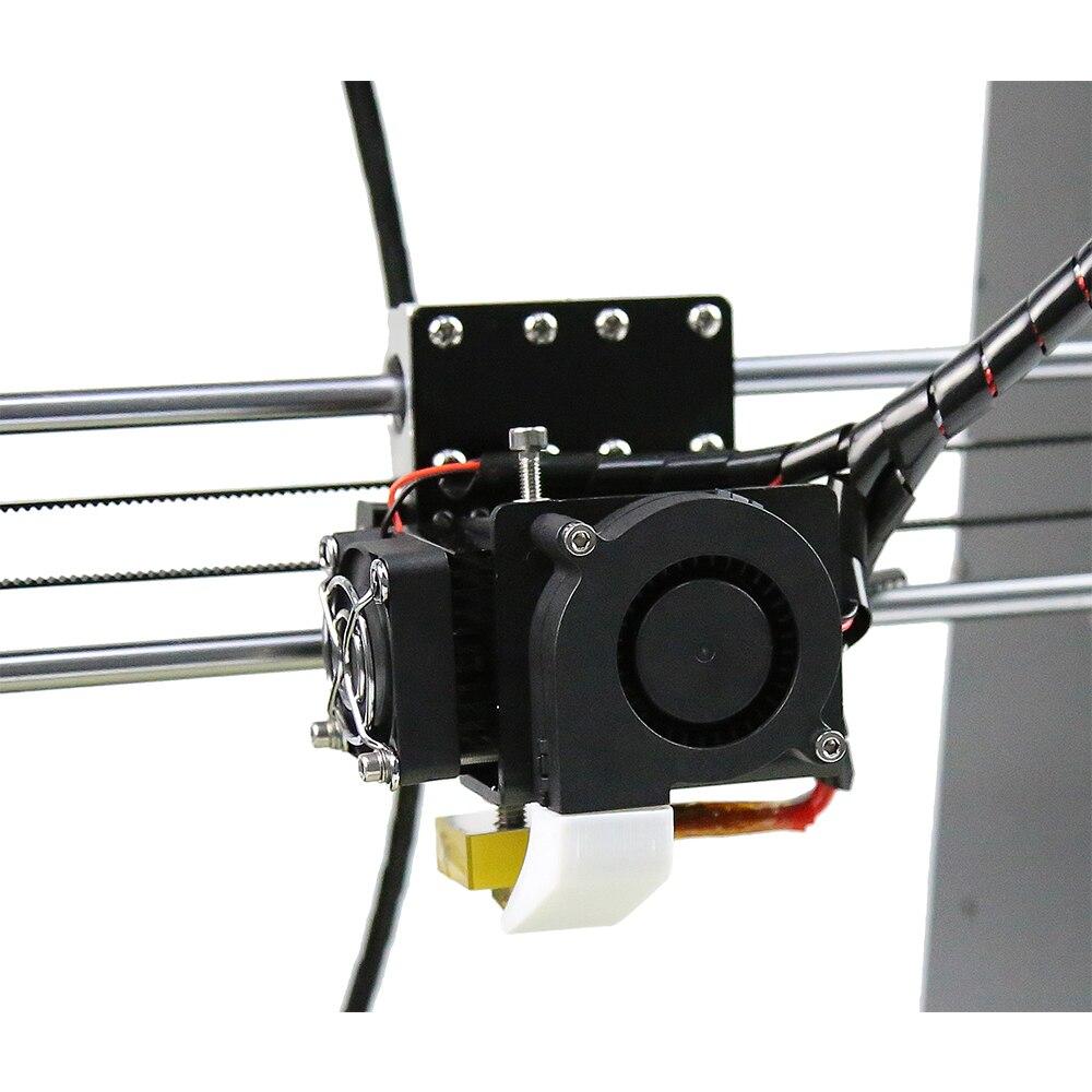 Impresora 3D Anet A8 A6 de alta precisión Impresora 3D pantalla LCD de aluminio de alta calidad Impresora extrusora DIY Kit Impresora 3D - 4