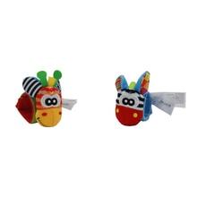 Early Development Socks Rattle Toy