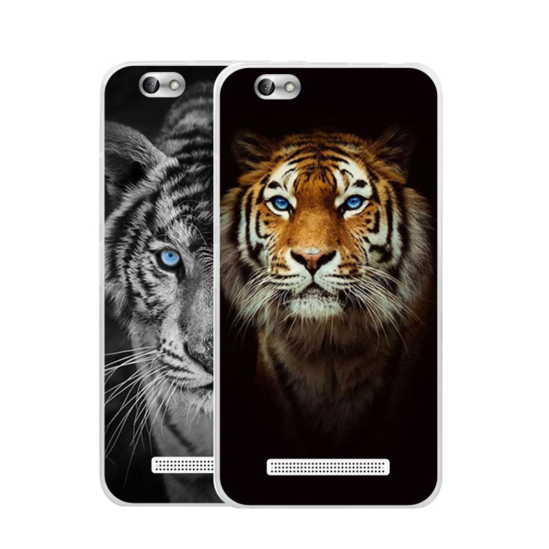 Lenovo Vibe C Case,Silicon bandersnatch Painting Soft TPU Back Cover for Lenovo A2020 A2020a40 Phone protect shell Capa