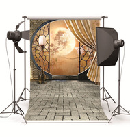 Fond Studio Photography Backdrops Prop Chinese Style Screen Indoor Vinyl Photo Backgrounds For Photo Studio For