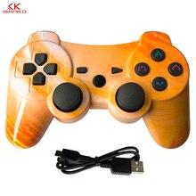 лучшая цена K ISHAKO Wireless Bluetooth Gamepad For PS3 Controller Playstation 3 dualshock game Joystick play station 3 console